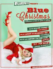 Bluedyas prensents: BLUE CHRISTMAS