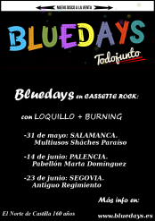 Bluedays Cassette Rock